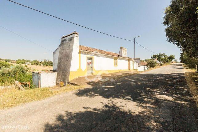 Quintinha de 3000 m2, com moradia T4 | São Cristóvão
