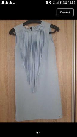Sukienka na wyjście