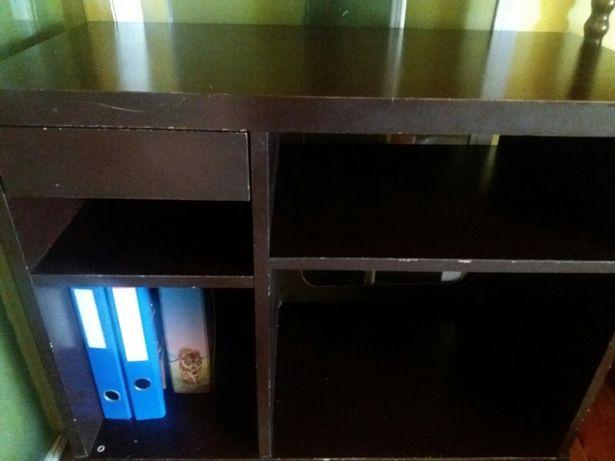 Szafka/biurko na kółkach
