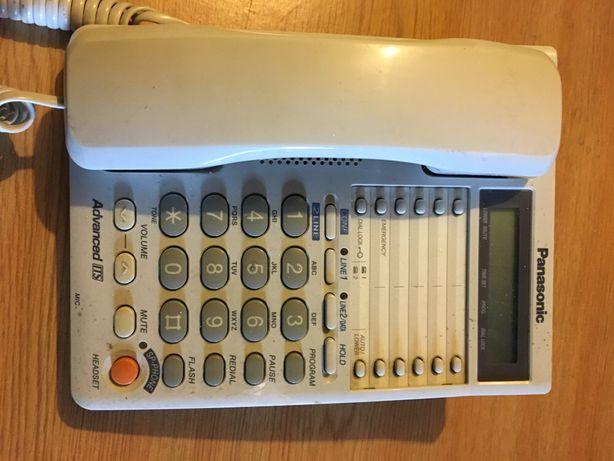 Телефон стационарный 3 шт