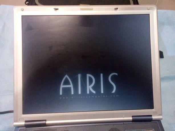 Computador portátil Airis model 755lA0-BAIXA PREÇO