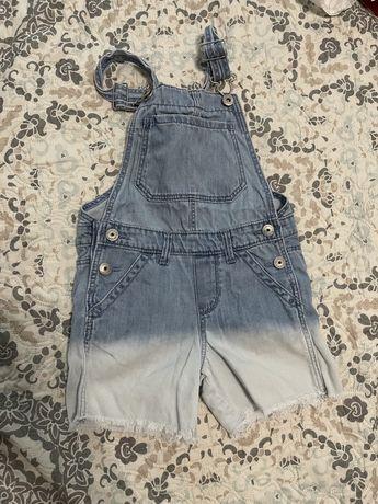 Комбинезон шорты oshkosh carter's zara