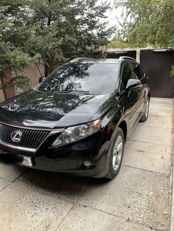 Продам свой автомобиль  Lexus rx 350