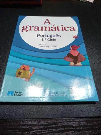 "Manual de Português ""A gramática""-1.ºciclo"