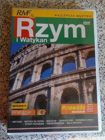 Rzym i Watykan - film na DVD