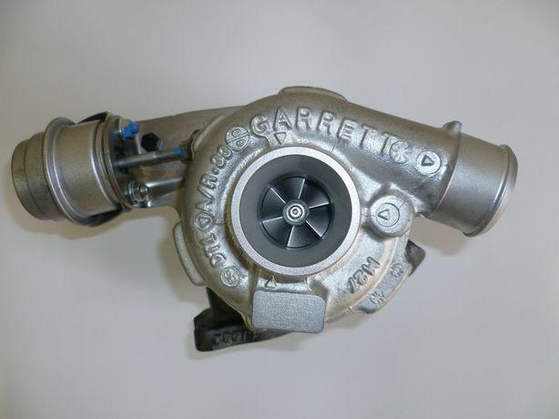 Turbosprężarka Hyundai Matrix 1.6CRDi 102/110KM