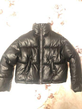 Куртка-зефирка тёплая