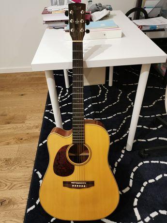 Guitarra Semi acústica Cort (left handed)