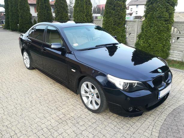 Sprzedam BMW 525i M-Pakiet Shadow-Line