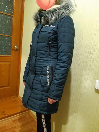 Зимнее Пуховик Пальто Курточка