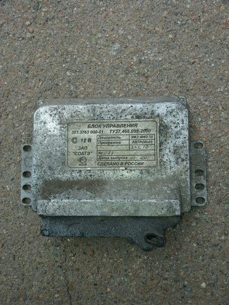 Блок управления двигателем Газель ЗМЗ 4062.10.