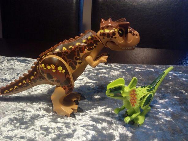 Dinozaury jurasic world z seri lego