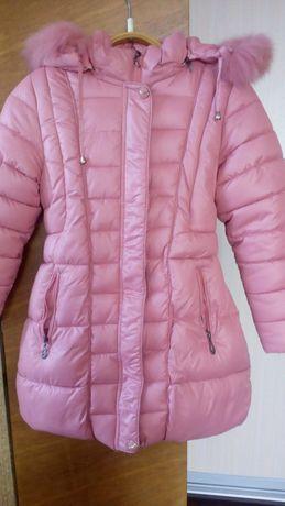 Куртка-пальто для дівчинки