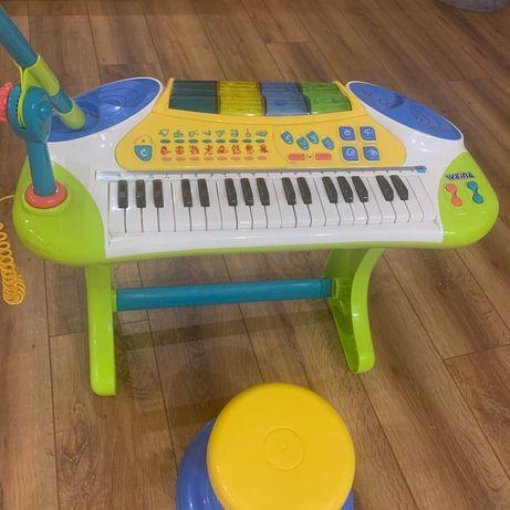 Электронное пианино Weina