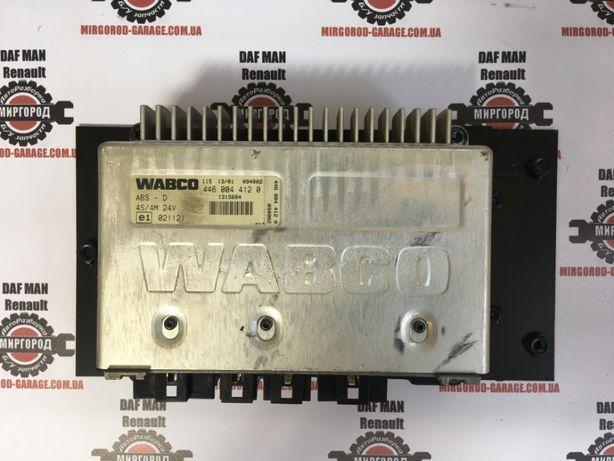 Блок управления ABS Wabco 4460044120 для DAF разборка