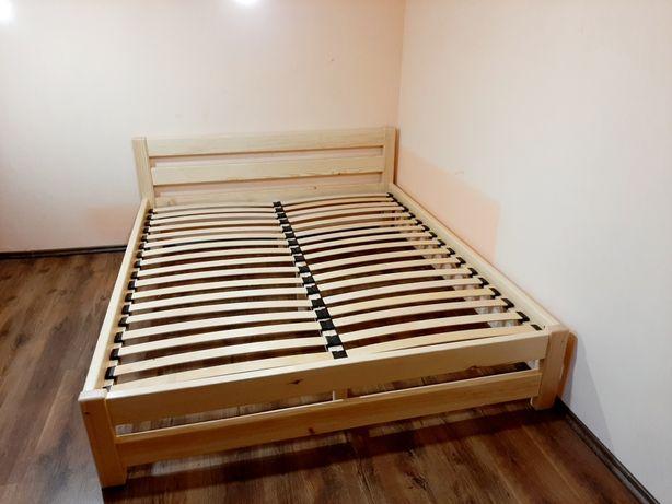 Кровать двуспальная массив, ліжко 140х200.