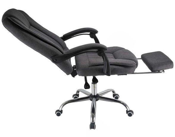 Компютерне крісло Офисное кресло Стул компьютерный + ПОДСТАВКА ПОЛЬША