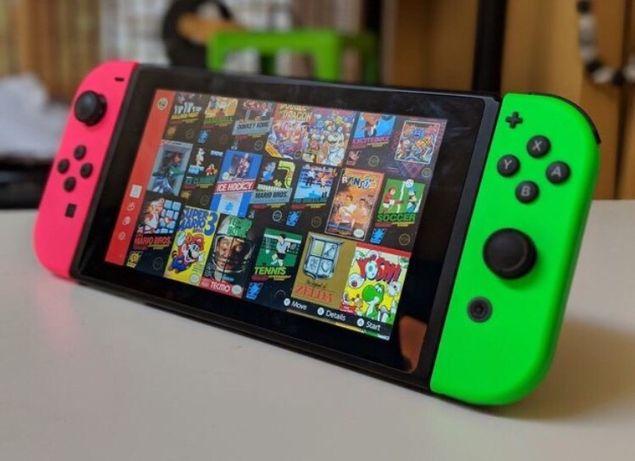 Nintendo Switch CFW 12.1.0 ATMOSPHERE Cały Kraj