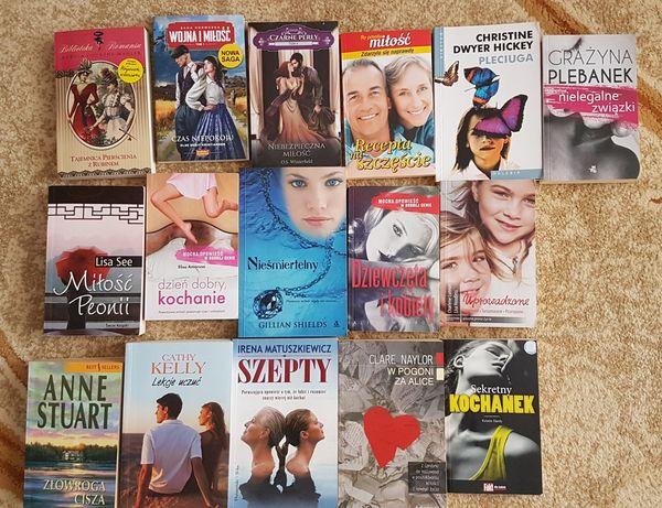 Książki romantyczne do poczytania