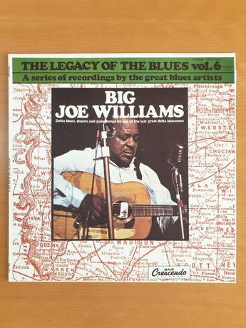 BIG JOE WILLIAMS - legacy of the BLUES vol 6  LP