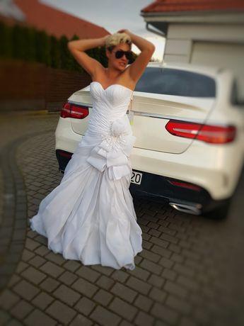 Suknia ślubna firmy Maxima rozm 40