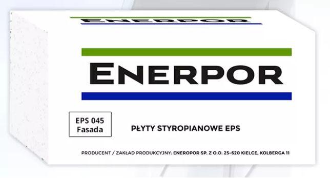 Styropian Enerpor Najwyższa jakość! Dostawa w cenie!
