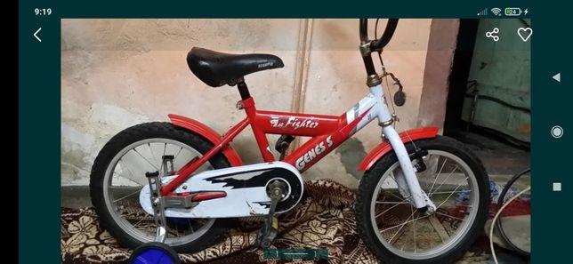 Rower 16,kółka boczne ZAMIANA