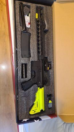 Pack Airsoft M4 e Pistola