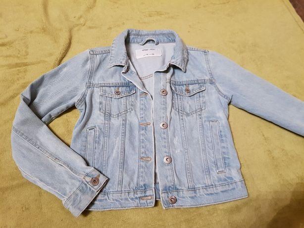 Katana kurtka jeansowa Sinsay rozm. 34 XS