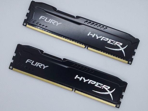 2 x 4GB Kingston Hyper X