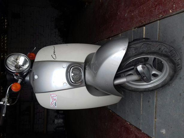 Honda Crea Скутер
