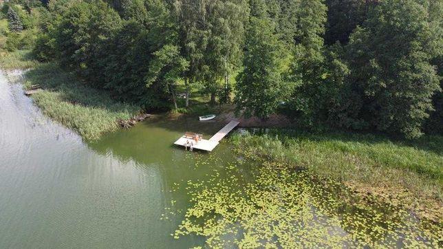 Noclegi agroturystyka nad jeziorem, Danowskie