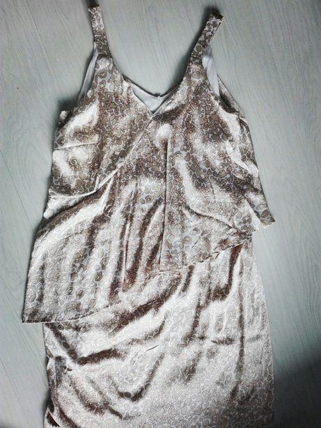 Sukienka błyszcząca nowa