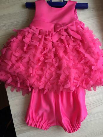 Прокат красивых платьев от 6 месяцев до 4 лет