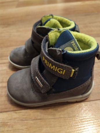 Buty dziecięce Primigi jesień/zima Gore-Tex r. 21 13,8cm