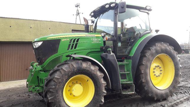 ciągnik rolniczy John Deere 6190R