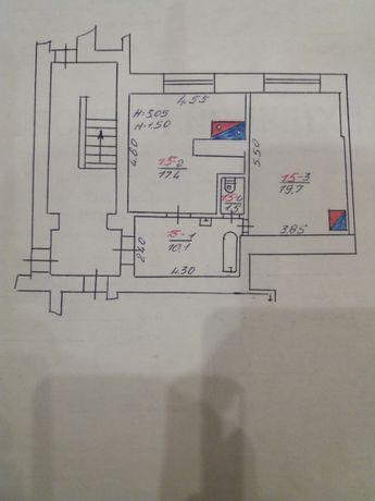 Квартира півпідвал/офіс