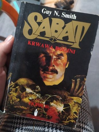 Sabat krwawa bogini Guy N. Smith