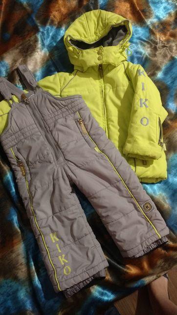 Зимний комбинезон куртка костюм Kiko