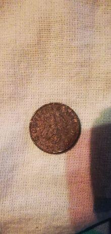 Stara niemiecka moneta