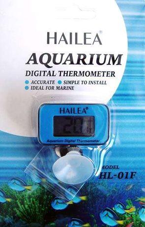 Termometr Elektroniczny HAILEA HL-01F {Świat Akwarysty}