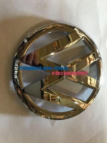 Задняя эмблема верхняя часть Оригинал Фольксваген Гольф 7