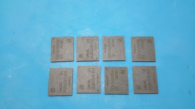 Чипы памяти GDDR5 K4G80325FB-HC03, K4G80325FB-HC28 rx470 480 570 580