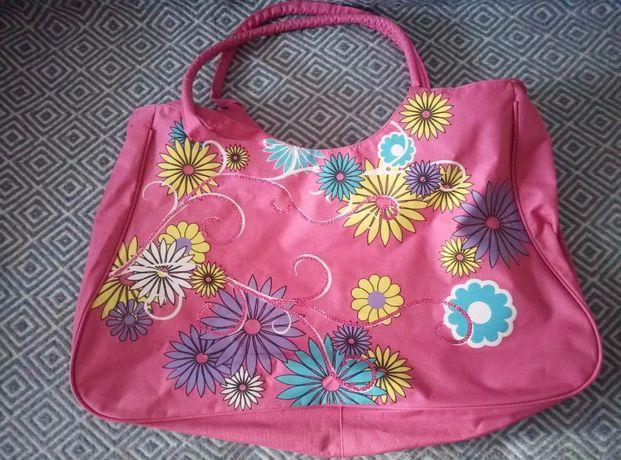 Женская сумка лето пляж