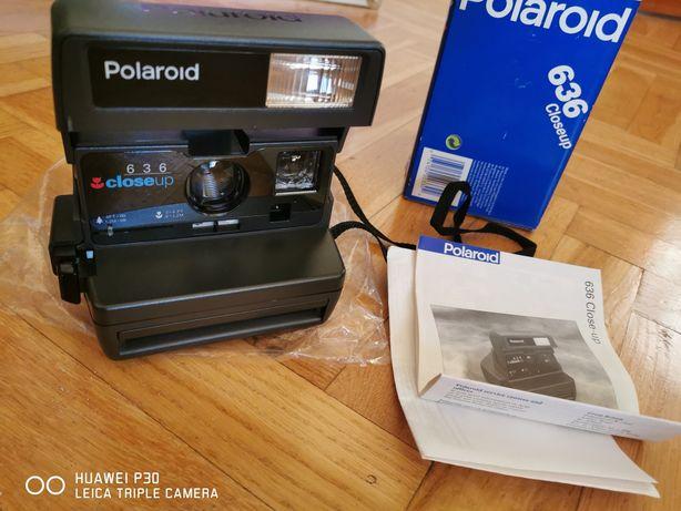 Polaroid 636 close up z lat 90
