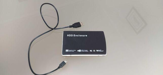 Disco duro HDD 250 GB Externo