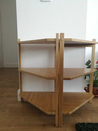 Estantes de bambu para lavatório RÅGRUND