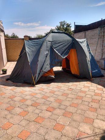 Hannah Cove 4 Thyme палатка Кемпинговая, двухслойная, нестандартная, 4