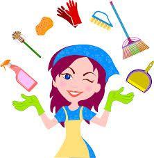 Sprzątanie sprzątaczka pomoc domowa prasowanie