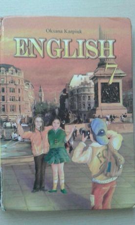 English (Оксана Карпьюк) 7